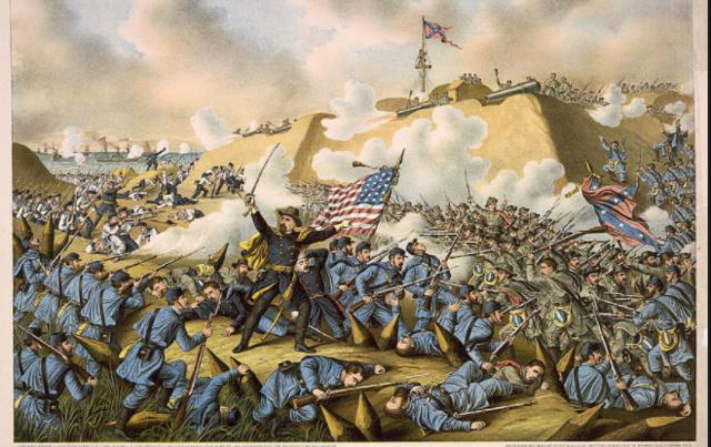 Second Battle of Fort Fisher Jan 13, 1865 – Jan 15, 1865