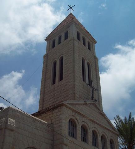 Attentato alla Cattedrale di Sant'Elia a Sidone
