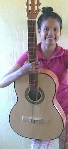 Mi primer guitarra