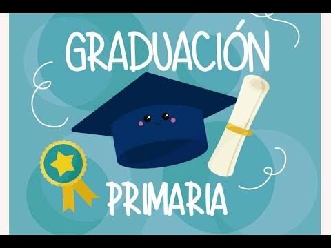 Graduación de la Primaria