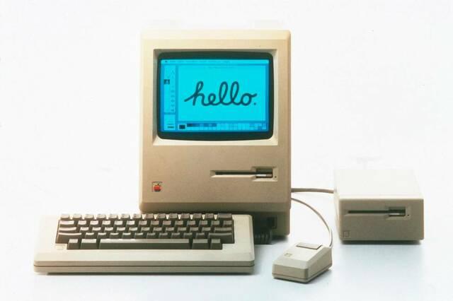 Apple presentó el Macintosh