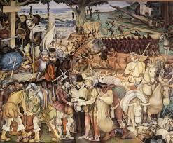 Hernán Cortés y la llegada de los cerdos
