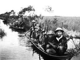 Formación del Vietcong