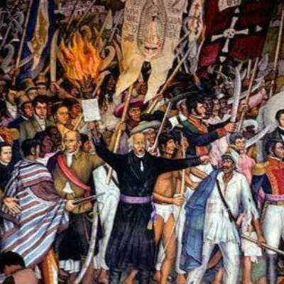 RafaelVazquez_act2_1. Los problemas económicos, políticos y sociales para la organización del Estado nacional  timeline
