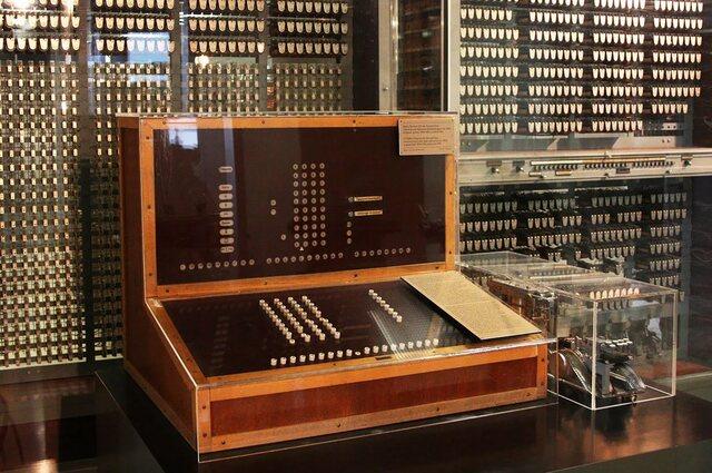 Первый универсальный программируемый компьютер в Европе