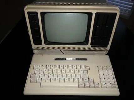 В августе 1977 года начался выпуск Tandy Radio Shack TRS-80 — первого домашнего компьютера, стоившего менее 600 долларов США.