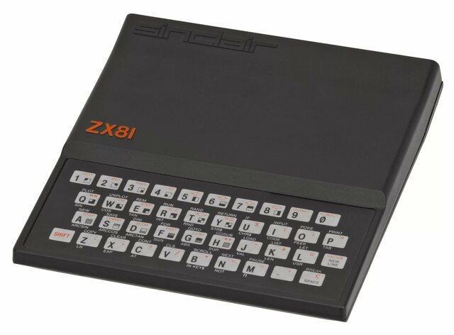 В 1981 году появился Sinclair ZX81 — стоил всего 49.95 английских фунтов в виде набора для сборки и 69.95 фунтов — собранный и готовый к использованию.