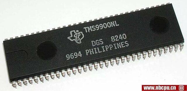 В июне 1981 года был выпущен Texas Instruments TI-99/4A — первый домашний компьютер с 16-разрядным процессором Texas Instruments TMS9900.