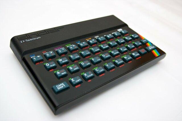 В апреле 1982 года ZX Spectrum — самый продаваемый английский компьютер