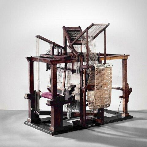 Программируемый ткацкий станок