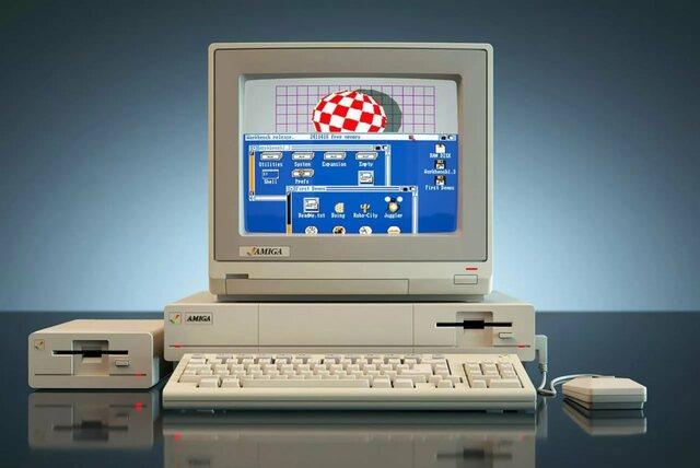 В 1984 году компания Amiga Corporation в лице Роберта Дж.