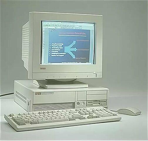 Фирма DEC объявила о выпуске пяти новых моделей персональных компьютеров Celebris XL.