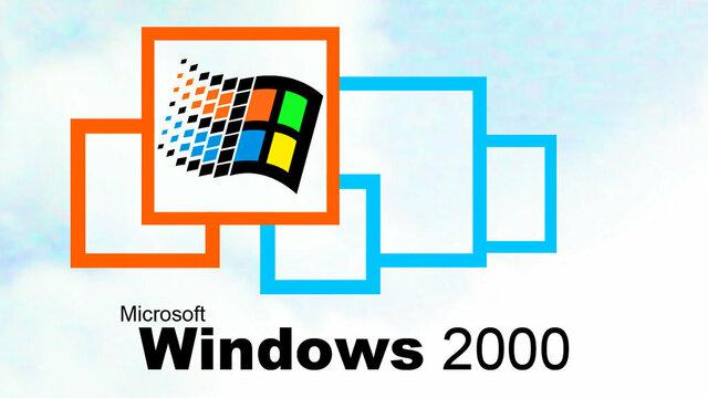 Фирма Microsoft выпустила операционные системы Windows ME и Windows 2000.