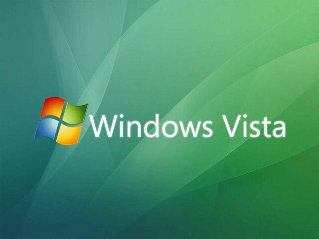 Фирма Microsoft выпустила операционную систему Windows Vista.