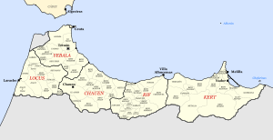 La insurrecció  es va estendre a la resta del protectorat del Marroc.