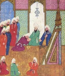 Umar Ibn al-Jattab (634-644). - 2º Califa.