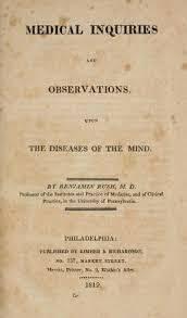 Primer libro de texto de Psiquiatría publicado en América
