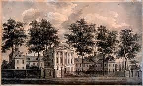 Primer hospital para enfermos mentales en América