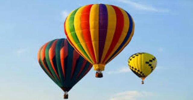 Invenció del globus aerostàtic
