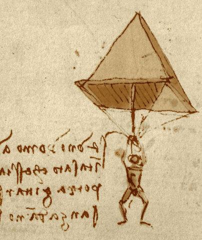 Invent: El paracaiugudes