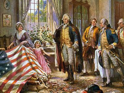 La declaració d'independència d' Estats Units