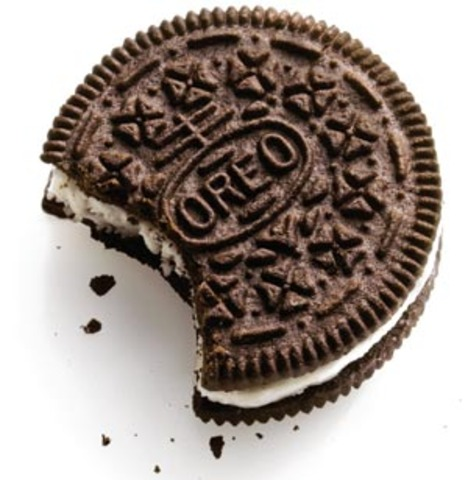 The OREO cookie is introduced