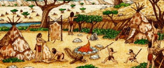 Començament paleolític superior