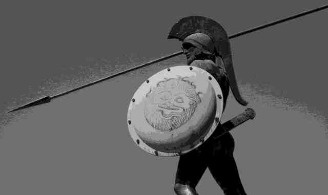 I Dori stabiliscono la loro capitale a Sparta