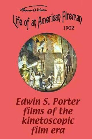 Invención del montaje por Edwin Porter