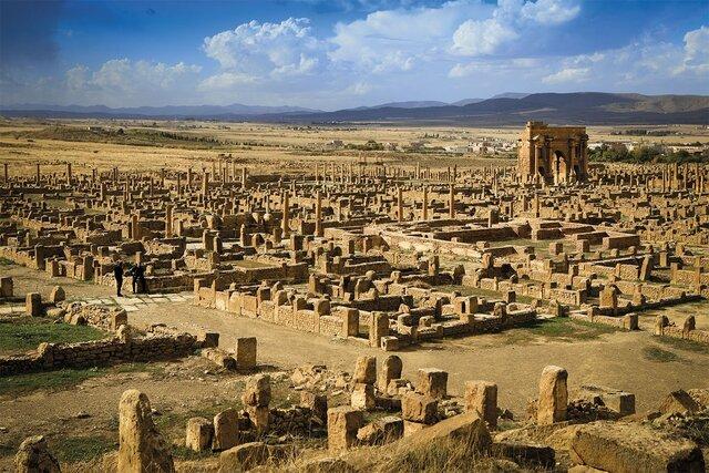 Ciudad de Thamugas o Timgad
