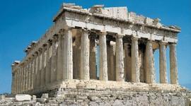 Il mondo greco timeline