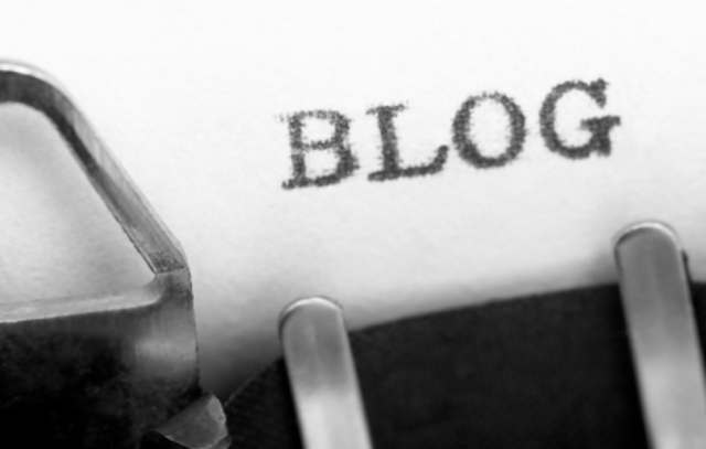 Empiezo a escribir mi primer blog