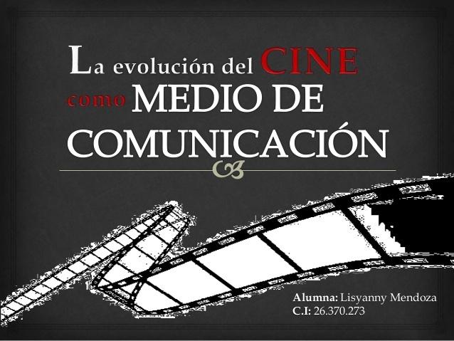 El cine y los medios de comunicación
