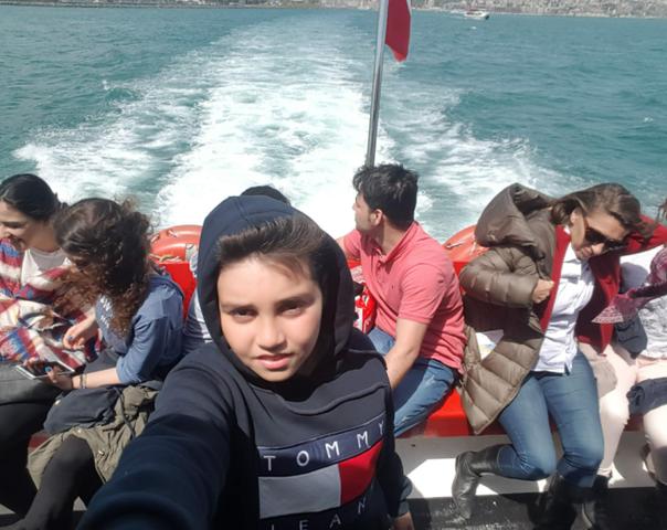 Viatge a Turquía