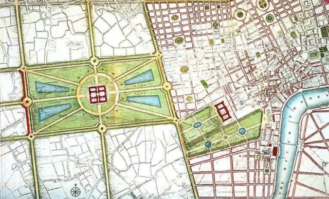 Naturalismo y la Ciudad en el siglo de la Ilustración