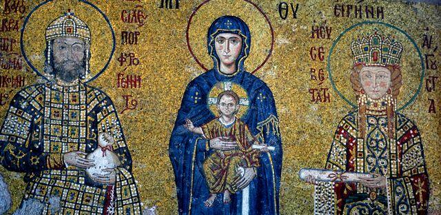 Constantinopla salvada por León III
