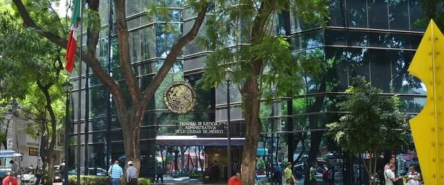 Tribunal de lo Contencioso Administrativo del Distrito Federal