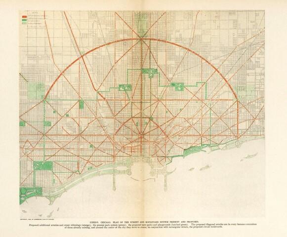 Plan de Chicago de Burnham