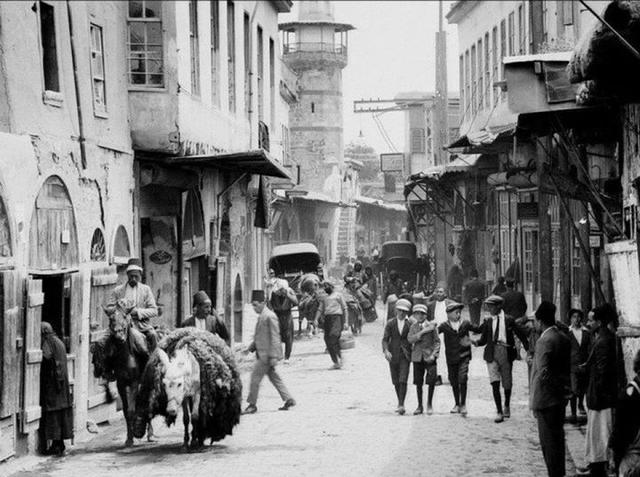 Occupazione italiana di Damasco