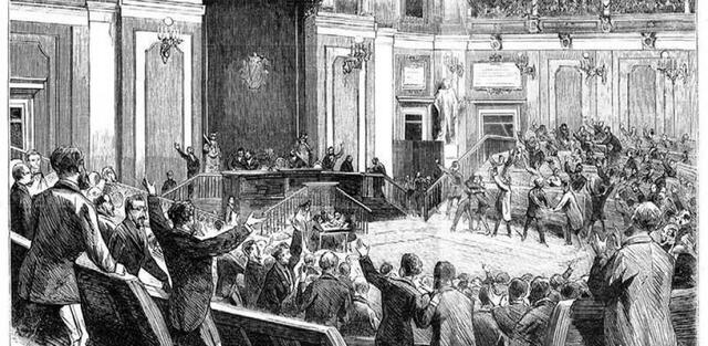 Proclamation of the First Republic