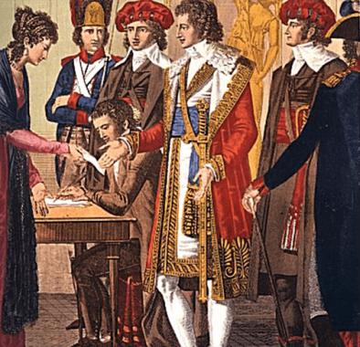 Cuarta Etapa (1795-1799)El directorio