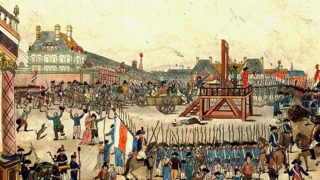 TERCERA ETAPA (1792-1795) LA CONVENCION- REINADO DEL TERROR