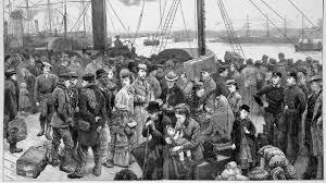 Britain and Ireland Immigration
