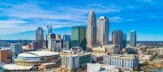 City of Charlotte Race Distribution circa 2019