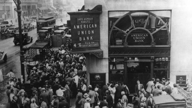 La gran depresión 1929-1930