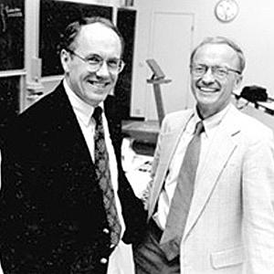 Robert King y Charles Plosser