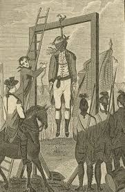 Execution of John Andre
