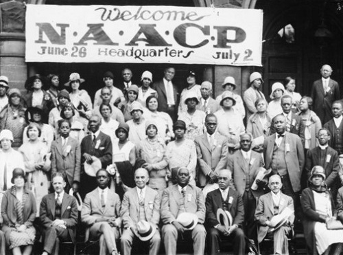 National Association for the Advancement of Colored People (NAACP) is created.