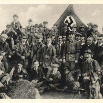 Fundación del DAP en Alemania