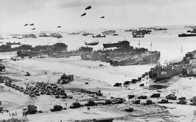 Desembarco de Normandía (Día D)